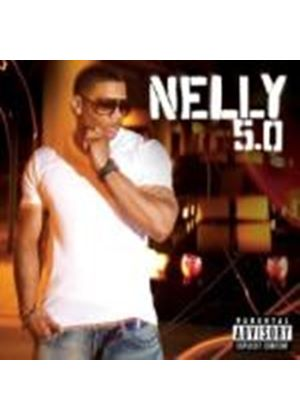 Nelly - 5.0 (Music CD)