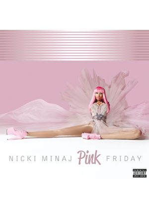 Nicki Minaj - Pink Friday (Music CD)