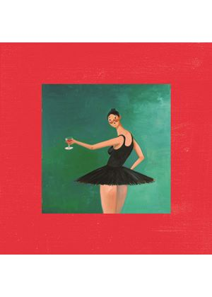 Kanye West - My Beautiful Dark Twisted Fantasy (Music CD)