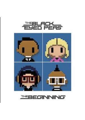 Black Eyed Peas - The Beginning (Music CD)