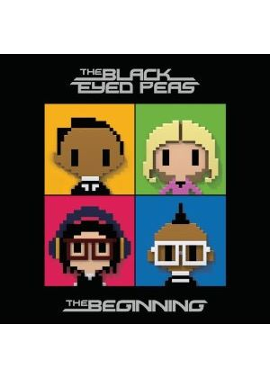 Black Eyed Peas - The Beginning (Deluxe Edition) (Music CD)