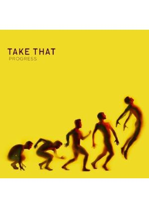 Take That - Progress (Deluxe Edition) (Music CD)