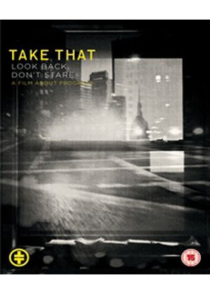 Take That - Look Back, Don't Stare. A Film About Progress (Digi-Pack)