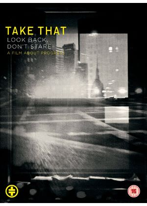 Take That - Look Back, Don't Stare. A Film About Progress (Blu-Ray)