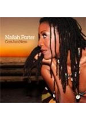 Nailah Porter - Conjazzness (Music CD)