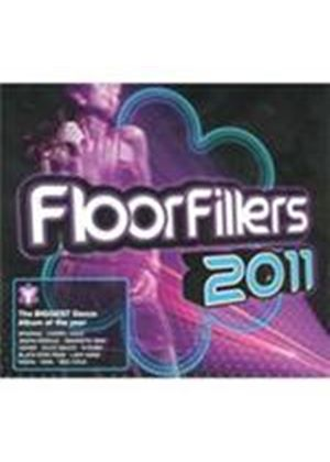 Various Artists - Floorfillers 2011 (Music CD)