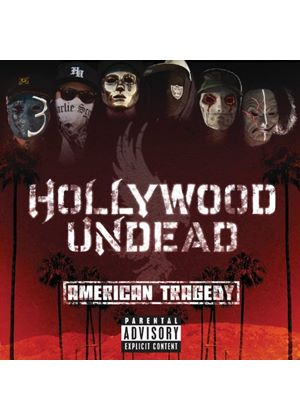 Hollywood Undead - American Tragedy (Music CD)