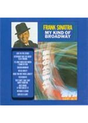 Frank Sinatra - My Kind Of Broadway (Music CD)