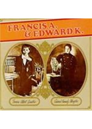 Frank Sinatra - Francis A. And Edward K. (Music CD)
