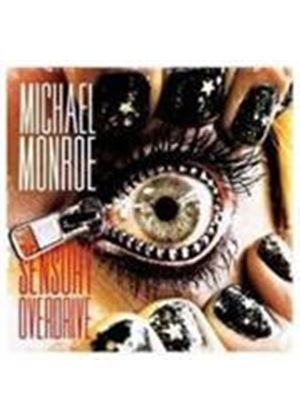 Michael Monroe - Sensory Overdrive (Music CD)