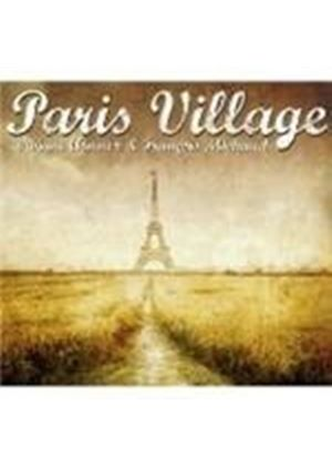 Fran�ois Michaud - Paris Village (Music CD)