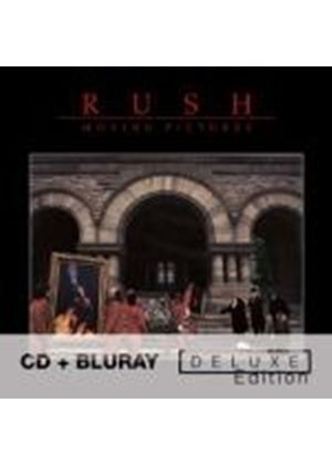 Rush - Moving Pictures (Deluxe Edition) (CD + BluRay) (Music CD)