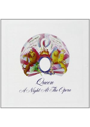Queen - Night At The Opera, A (2011 Remaster) (Music CD)