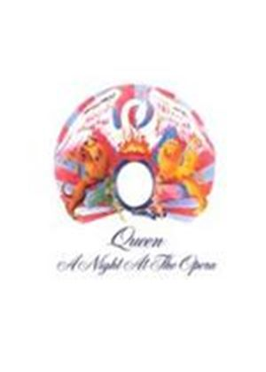 Queen - Night At The Opera, A (2011 Remaster/Deluxe Edition) (Music CD)