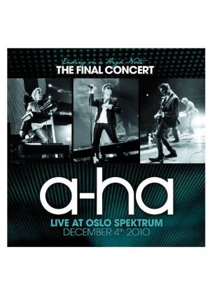 A-Ha - Ending On A High Note (The Final Concert) (Music CD)