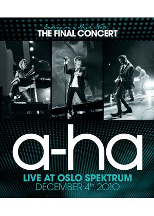 A-ha - Ending On A High Note- The Final Concert
