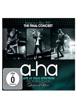 A-Ha - Ending On A High Note (The Final Concert) (CD & DVD) (Music CD)