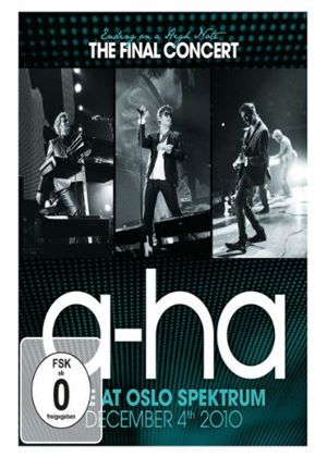 A-ha - Ending On A High Note- The Final Concert (Blu-Ray)