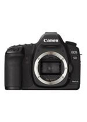 Canon EOS 5D Mark II - Digital camera - SLR - 21.1 Mpix - body only - supported memory: CF, Microdrive