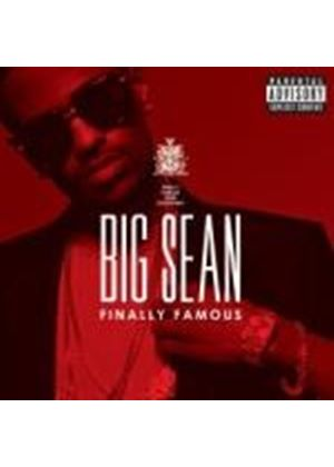 Big Sean - Finally Famous (Music CD)