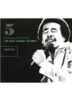 Smokey Robinson - Solo Albums, Vol. 5 (Smokin'/Live Recording) (Music CD)