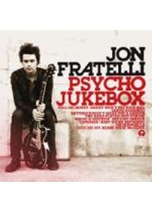 Jon Fratelli - Psycho Jukebox (Music CD)