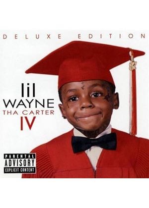 Lil Wayne - Tha Carter IV (Deluxe Edition) (Music CD)