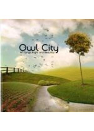 Owl City - All Things Bright And Beautiful (Music CD)