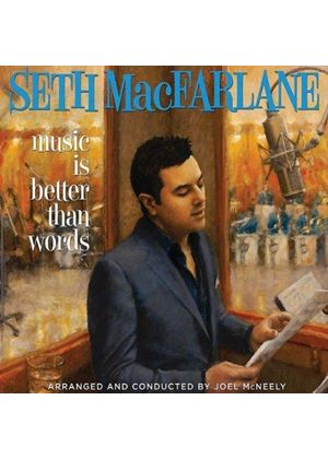 Seth MacFarlane - Music is Better Than Words (Music CD)