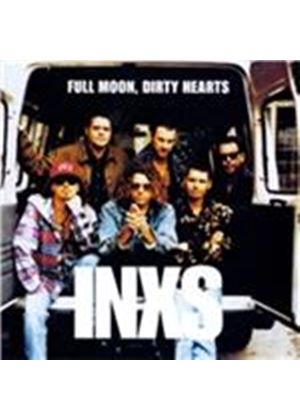 INXS - Full Moon, Dirty Hearts [Remastered] (Music CD)