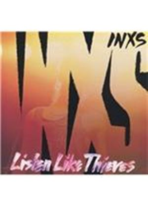 INXS - Listen Like Thieves [Remastered] (Music CD)