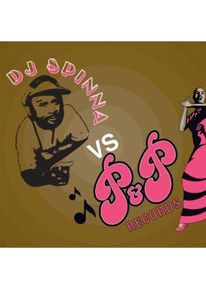 DJ Spinna - DJ Spinna Vs P&P Records (Music CD)