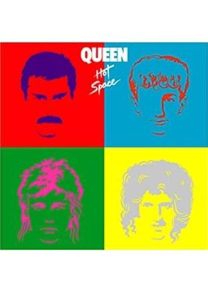 Queen - Hot Space (2011 Remastered Version) (Music CD)