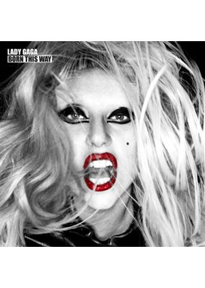 Lady Gaga - Born This Way (2 CD Deluxe Edition) (Music CD)