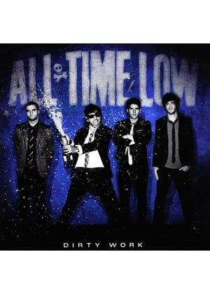 All Time Low - Dirty Work (Music CD)