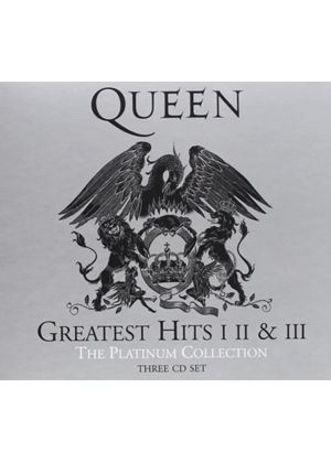 Queen - The Platinum Collection (3 CD) (Music CD)