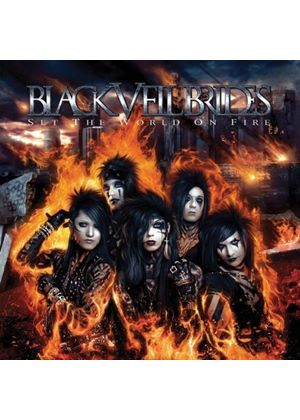 Black Veil Brides - Set the World On Fire (Music CD)