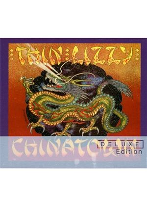 Thin Lizzy - Chinatown (Deluxe Edition) (Music CD)