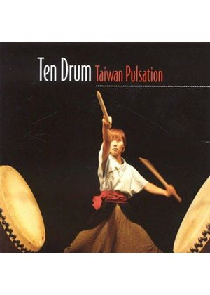Ten Drum Art Percussion - Taiwan Pulsation (Music CD)
