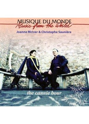 Christophe Saunière - The Cannie Hour (Music CD)