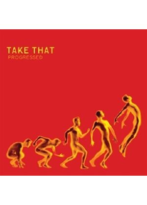Take That - Progressed (2 CD) (Music CD)