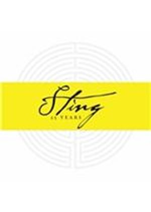 Sting - 25 Years (+DVD)