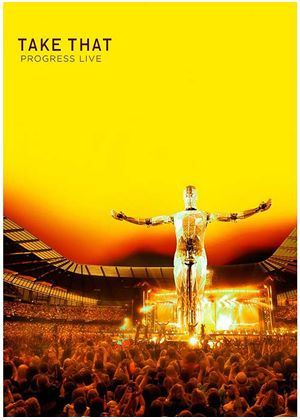 Take That - Progress Live (Digipak Version) (DVD]