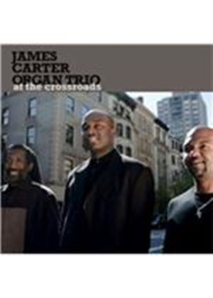James Carter - At the Crossroads (Music CD)