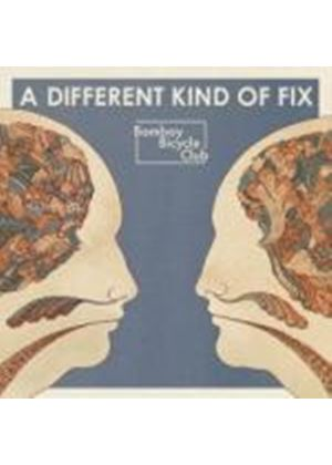 Bombay Bicycle Club - A Different Kind Of Fix (Digipak) (Music CD)