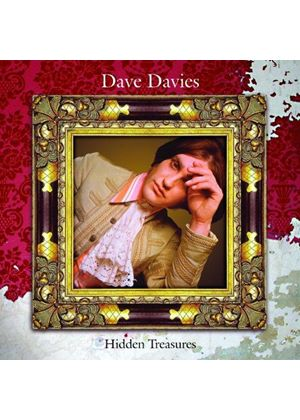 Dave Davies - Hidden Treasures (Music CD)