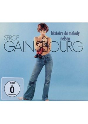 Serge Gainsbourg - Histoire de Melody Nelson (+DVD)