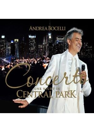 Andrea Bocelli - Concerto (One Night in Central Park/Live Recording) (Music CD)