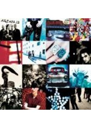 U2 - Achtung Baby (20th Anniversary Edition) (Music CD)