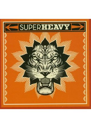 SuperHeavy - SuperHeavy (Music CD)